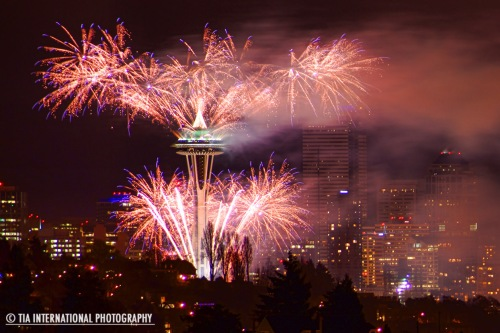 Cracklin' into 2013 - Seattle Style