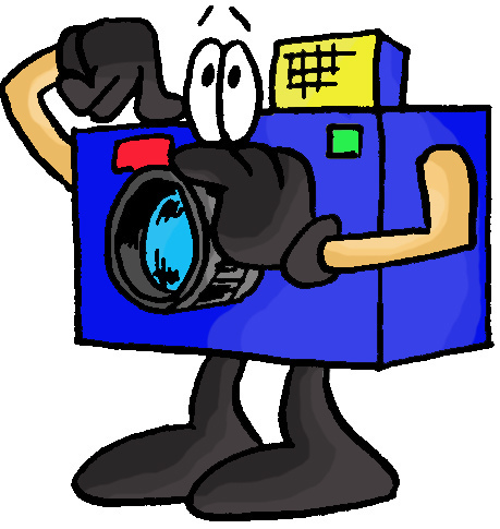José's first camera!