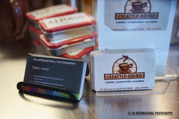 The Seattle Grind & TIA -- Partners in Promotion