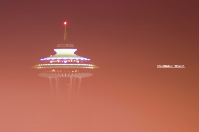 Space Needle Enigma